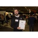 Skellefteåbryggeri vann Nolia Beers publiktävling om årets bästa öl på mässan – Gusågo' 2017