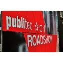 Laser, LED, 4K und mehr – Zukunftsthemen bei publitec Roadshow