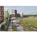 Expansiva Järfälla går från förort till stad - så här kan Barkarbystaden se ut om tio år