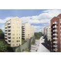 Nu startar uthyrningen av 66 nya lägenheter i Guldheden
