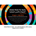 Global Week For Syra 2016