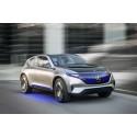 Mercedes satsar 100 miljarder kronor på elbilar