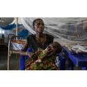 Konflikt, ebola och mässling gör att behovet av humanitärt stöd skjutit i höjden i nordöstra Kongo-Kinshasa