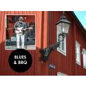 Blues och BBQ fortsätter i Wadköping i augusti