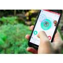 Universeum håller koll på hälsan med mobilapp