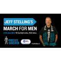 Unbelievable Jeff will March for Men again for Prostate Cancer UK