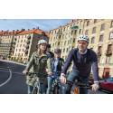 Så cyklar du säkert i stadstrafik