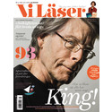 Vi Läser nr 3 2018: Stephen King, Kerstin Strandberg och Agnes Lidbeck