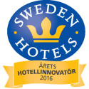 Sweden Hotels Awards 2016 - nomineringar Årets Hotellinnovatör 2016