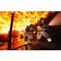 Världspremiär för nya brandkläder