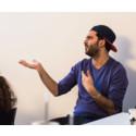 Behrang Miri snackar normkritisk marknadsföring i Onlinefolket