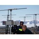 Radarparet som utforskar den polara atmosfären fyller jämt - ESRAD och MARA