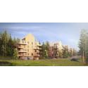 Nyréns Arkitektkontor designar nya bostäder i Bromma