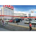 ED Bygg tecknar avtal med ICA Fastigheter Sverige AB gällande nybyggnad av ICA Maxi i Södertälje