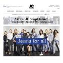 JC öppnar Shop Online och lanserar ny hemsida