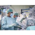 Unik spetskompetens inom robotassisterad cancerkirurgi på Danderyds sjukhus