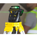 Fremtidens laservaterpas har grøn laserstråle