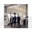 Stjärnurmakarna öppnar butik i Umeås nya shoppingcenter Avion Shopping