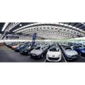 Försäljningen av begagnade personbilar minskade med 3,7 % i mars