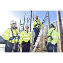 Scottish Minister connects with Openreach apprentices at Livingston training centre