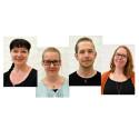 Lunds stift får fyra nya präster