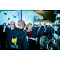 Solberg vil ha flere nye og grønne ben