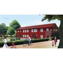 Klartecken till ny förskola i Växjö