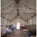 Museum of Modern Art visar arkitektlösningar som möter flyktingsituationens behov – Better Shelter i fokus