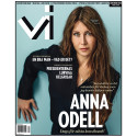Vi november 2018: Obehag med Anna Odell