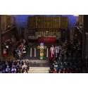 Katoliker och lutheraner samlas till gudstjänst i Lunds domkyrka
