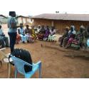 Ghana får fler kvinnliga kakaobönder