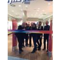 Synoptik öppnar ny butik i Avion Shopping i Umeå – inviger glasögoninsamling till Optiker utan gränser