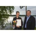 Skuggteatern är Årets Kooperativ i Västerbotten