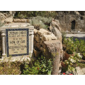imagineear's mediaPacker at the Garden tomb, Jerusalem, delivering up to 40 languages