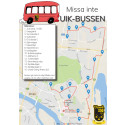 Kartbild med busstur