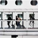 Lokakuussa Helsingin laivamatkailu jatkui vilkkaana, tavaraliikenne vaisua