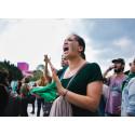 Världen: Kvinnors kamp för rättigheter i fokus under 2018