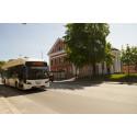 Ett år med 100 % fossilfria bussar i Härnösand