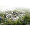 Utviklet ny løsning for utbyggingen av Stavanger universitetssjukehus