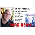 Föreläsning i Fellingsbro om att ha Parkinson
