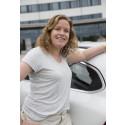 Forskning: Anna vill förbättra fordonsmontörernas arbetssituation