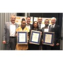 South Africa team wins top industry awards for second year running