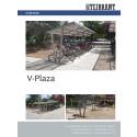 Produktblad Cykeltak V-Plaza