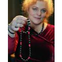 Anette von Zweigbergk under lanseringen av sitt smyckesföretag AvZ Jewellery
