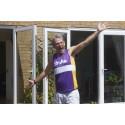 Eastleigh stroke survivor completes Great South Run for the Stroke Association