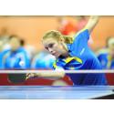 EM-kval mot Ungern, bordtennislandslaget damer