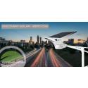 LED-belysning går mot UFO-design nu har även gatubelysningen fått vingar