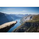 Vår guide till spektakulära Trolltunga i Norge