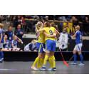 Sverige vann och publikrekordet slogs igen