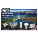 """Digital Yacht at the Miami Show - Booth C645 with """"must have"""" new products..."""
